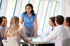 Contact Center Team Meetings