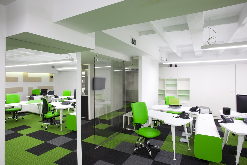 6 Office Space Design Ideas For Pleasant Look
