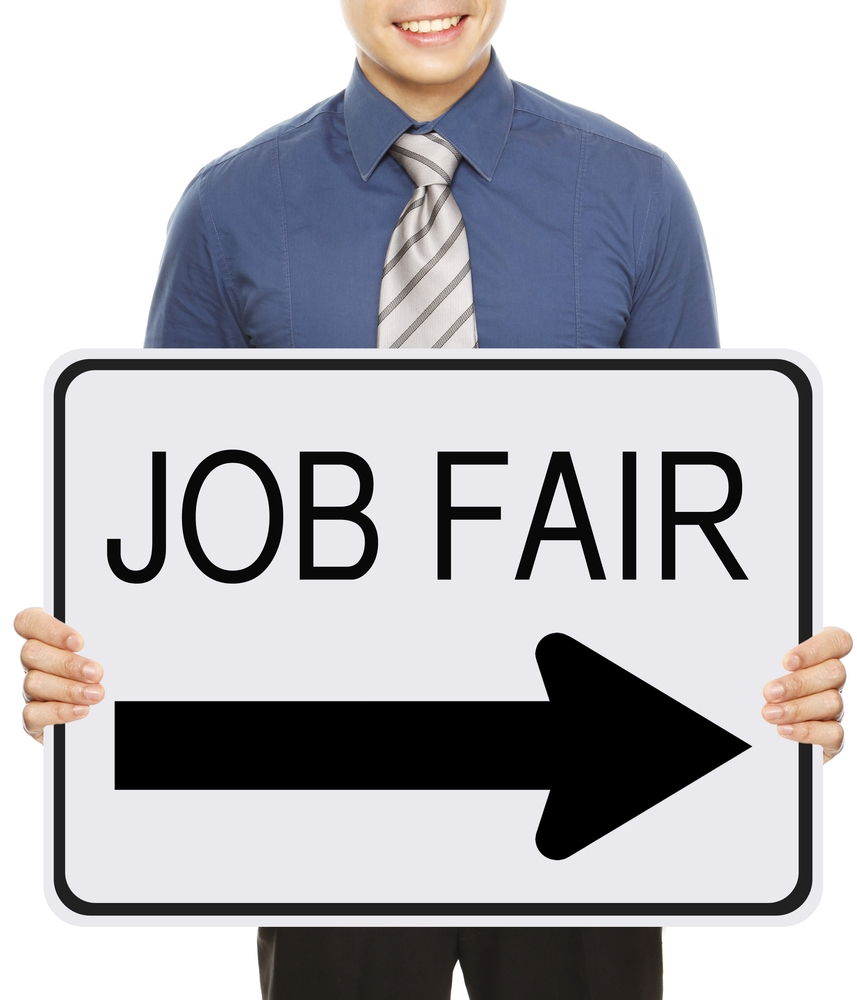 Making The Most Out Of A Career Fair